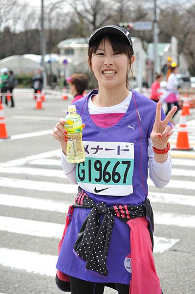ウィメンズマラソン完走しました|宮古島の民宿 あがりの宿さんさーら