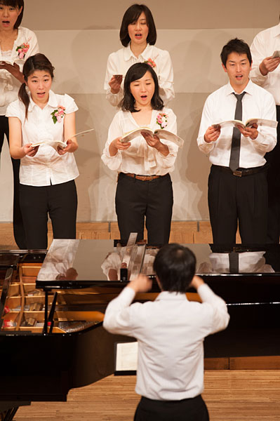 合唱団のオフィシャルカメラマンやりました|宮古島の民宿 あがりの宿さんさーら