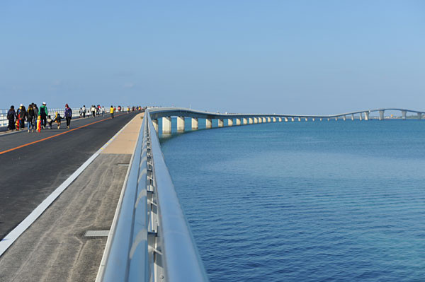開通、伊良部大橋!|宮古島の民宿 あがりの宿さんさーら