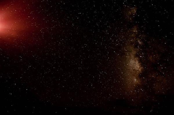 東平安名崎の星空|宮古島の民宿 あがりの宿さんさーら