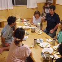 オトーリ|宮古島の民宿 あがりの宿さんさーら