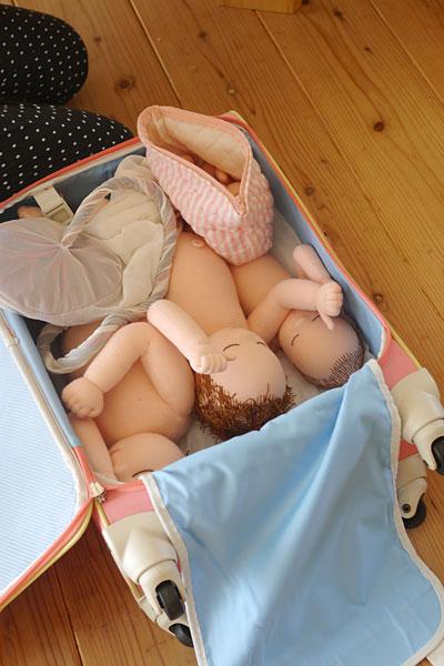 胎児人形|宮古島の民宿 あがりの宿さんさーら